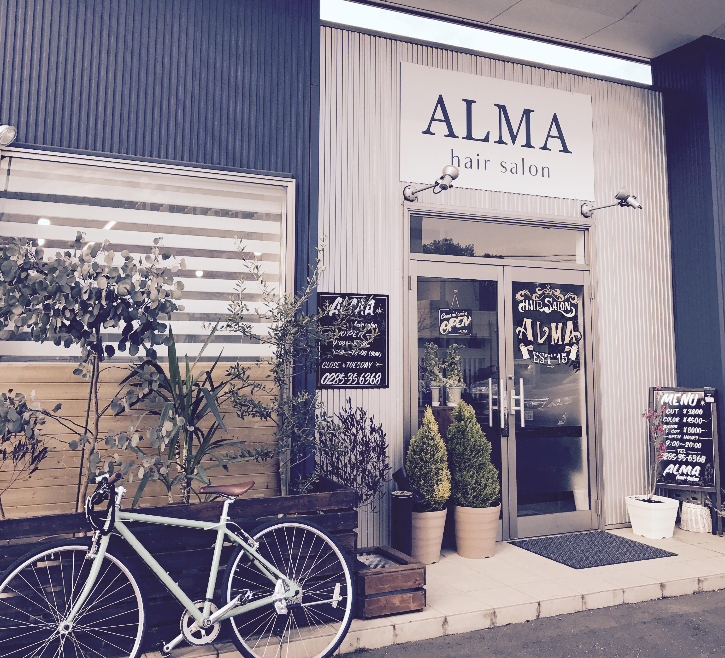 小山市ALMA